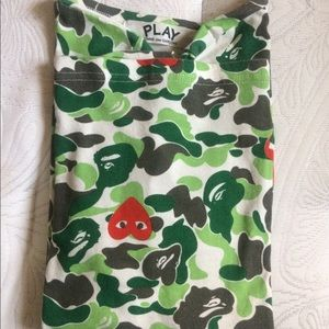 Other - CDC x bape t
